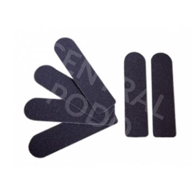 Râpes et ciseaux Abrasifs autocollants rape inox - Grain fin ou standard - Sachet x 50