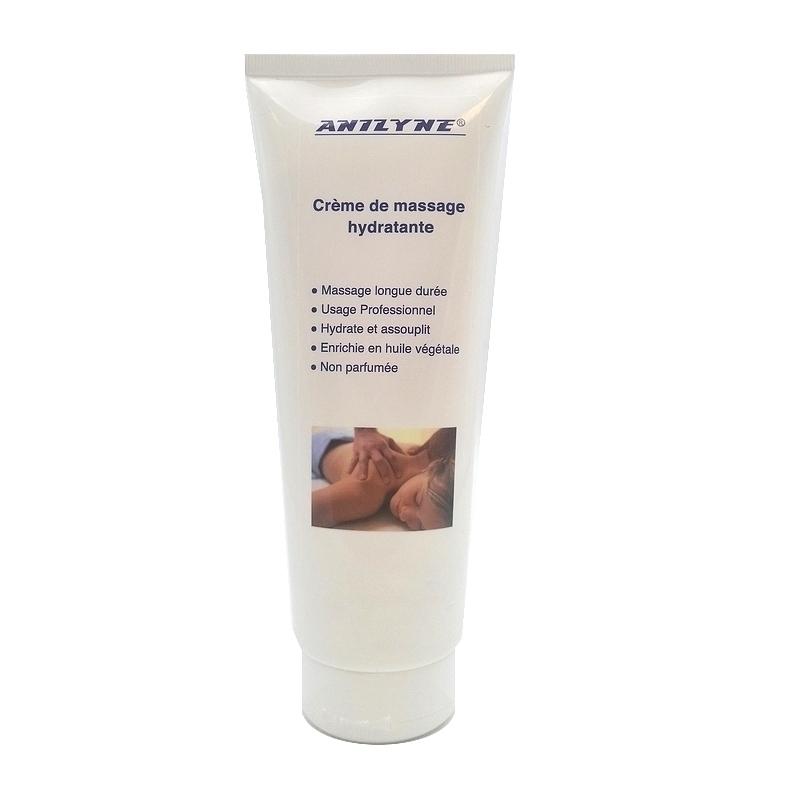 Crème neutre Anilyne - Crème de massage neutre - Tube 250 ml