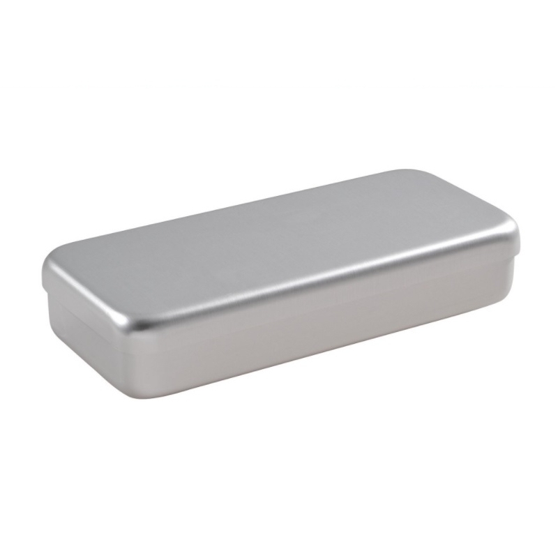 Plateaux & Boites à instruments Boite à instruments - Aluminium - Plusieurs tailles