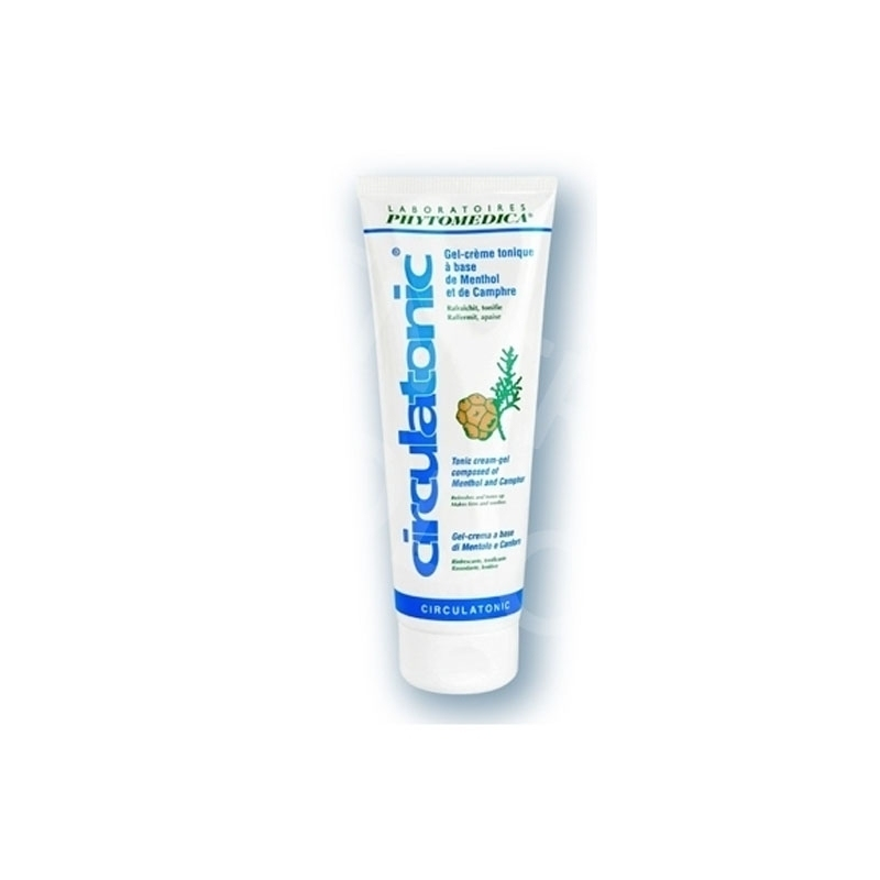 Gel froid Circulatonic Phytomedica - Gel de massage - Tube 250 ml