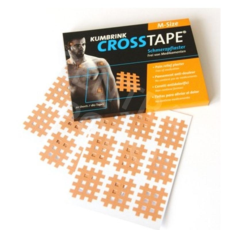 Taping Cross Tape - Bande de tape élastique - Toutes tailles