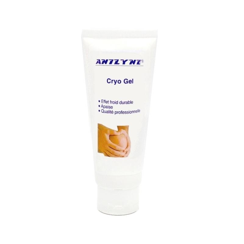 Gel froid Cryo Gel Anilyne - Gel de massage - Tube 75 ml