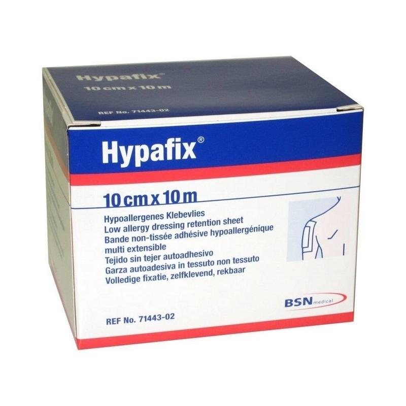 Pansements Hypafix BSN - Bande adhésive - 10 cm x 10 m
