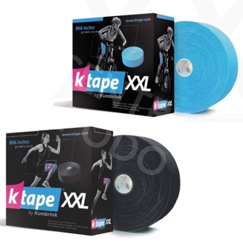 Taping K Taping XXL - Bande de tape élastique - 5 cm x 22 m