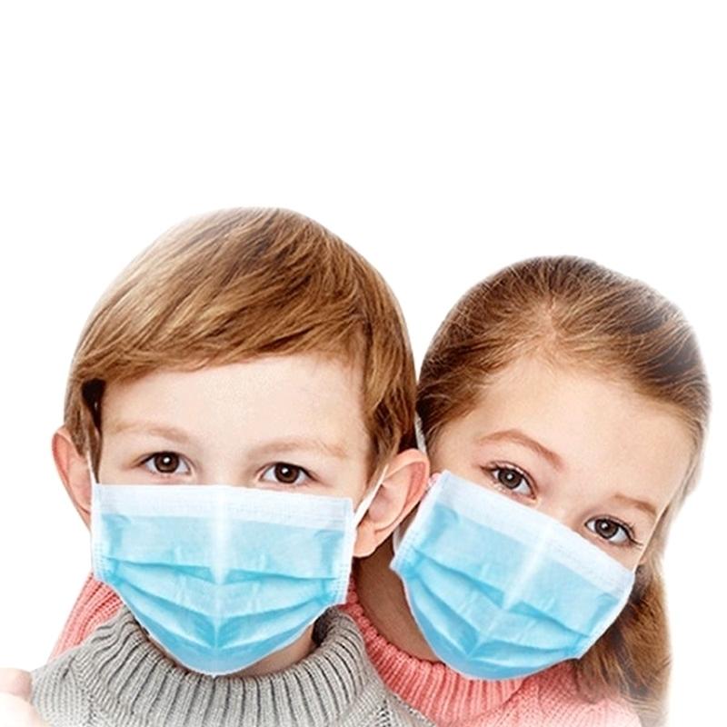 Masque Masque de chirurgie Enfant - Avec élastique - Type II R Mask +RE Medistock - Boite de 50