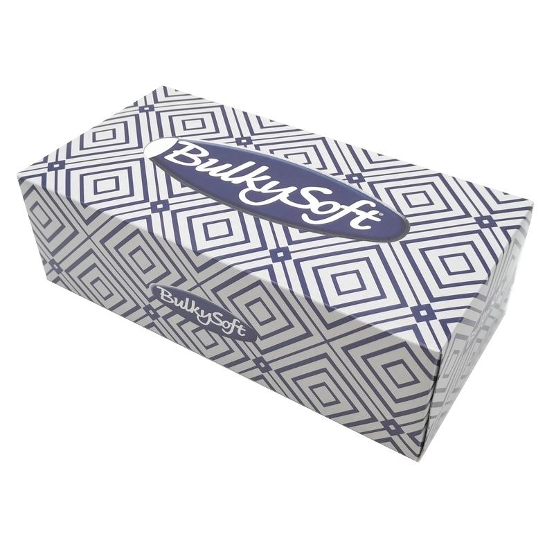 Mouchoirs Mouchoirs BulkySoft - 2 plis blanc - Boite de 150