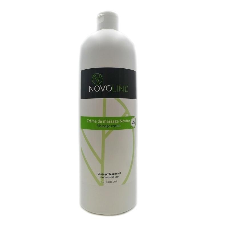Toutes les promotions Crème neutre de massage - Novoline - Flacon de 1 litre
