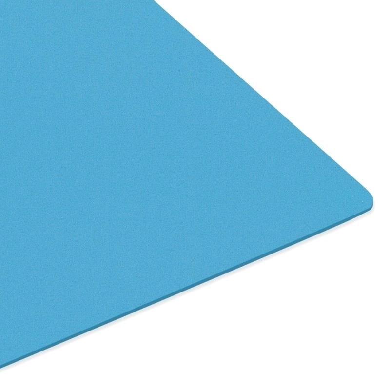 Matériaux Sylomère bleu - Shore 10 densité 220 kg/m³ - 75 x 50 cm - Épaisseur 2 ou 4 mm